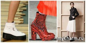 Какая обувь будет в моде осенью-зимой 2016-2017?