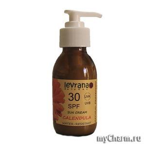 Levrana / Солнцезащитный крем Календула, SPF30
