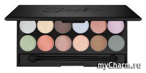 Sleek MakeUP i-Divine eyeshadow palette #809 Nordic Skies