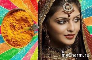 Индийская маска красоты