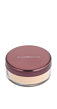 freshMinerals / Пудра-основа Mineral Duo Loose Powder Foundation Frechcover/Radient