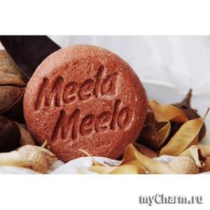 """Meela Meelo / Твердый шампунь """"Марокканский двойной"""""""