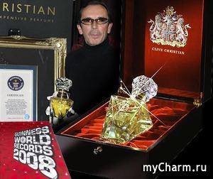 Clive Christian Imperial Majesty – самые дорогие духи в мире