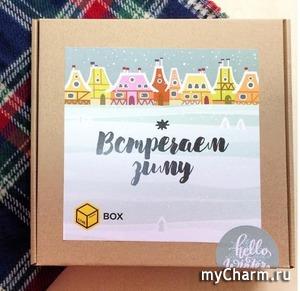 Live Organic Box / Бьюти-бокс