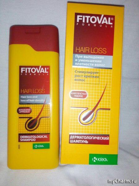 Фитовал шампунь против выпадения волос цена