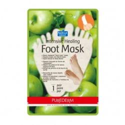 Purederm / Маска для ног Intensive Healing Foot Mask