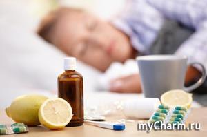 Жаропонижающие и средства от ОРВИ - опасны ли они для желудка?