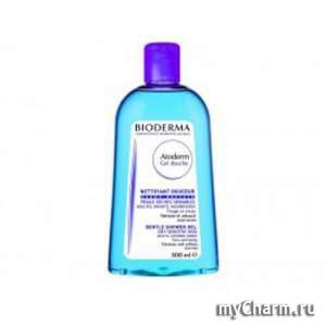 Bioderma / Гель для душа Atoderm Gentle Shower Gel