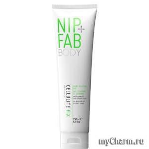 NIP+FAB / Антицеллюлитный гель Cellulite Fix Body Sculpting Gel