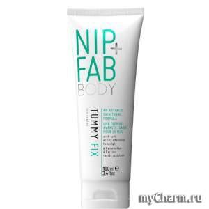 NIP+FAB / Сыворотка для тела Сыворотка для проблемных зон Tummy Fix Daily Ab Gel
