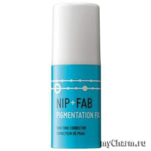 NIP+FAB / Сыворотка для лица Pigmentation Fix Skin Tone Corrector