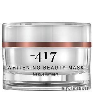 Minus 417 / Маска для лица Whitening Beauty mask