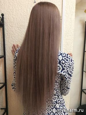 Как ухаживать за длинными осветленными волосами