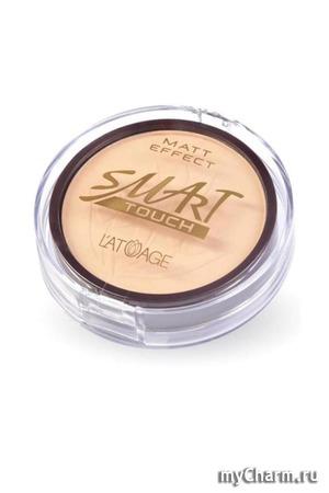 Latuage / Пудра для лица Пудра Smart touch