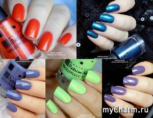 Лаки для ногтей Patrisa Nail. Такие разные, но такие красивые...