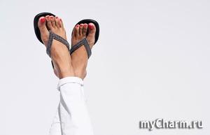 Идеальный педикюр. 8 советов девушки-модели, демонстрирующей обувь