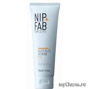 NIP+FAB / Скраб Glycolic skrub fix