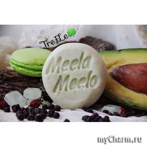 """Meela Meelo / Твердый шампунь """"Многомятный"""". Глубокое очищение"""
