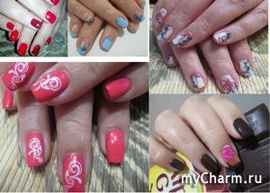 Красота ногтей с брендом АртМикс