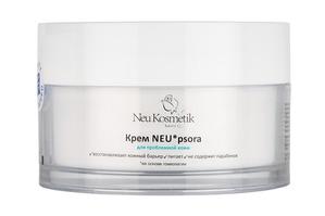 Neu Kosmetik / Крем для лица Крем NEU* psora для проблемной кожи с обратной эмульсией