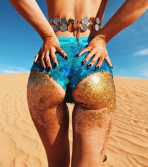 Новый пляжный тренд – такого вы точно не ожидали