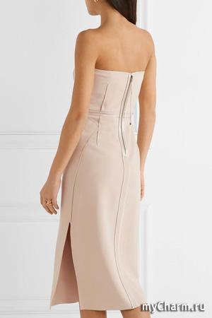 Платья: модные образы от известных брендов