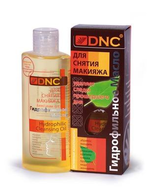 DNC / Гидрофильное масло для снятия макияжа