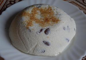 Творожная пасха со сгущенным молоком