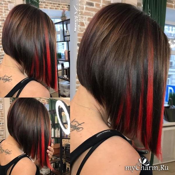 Какой цвет волос у ольги бузовой сейчас название
