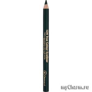 Dermacol / Карандаш для глаз 12H True Colour Eyeliner