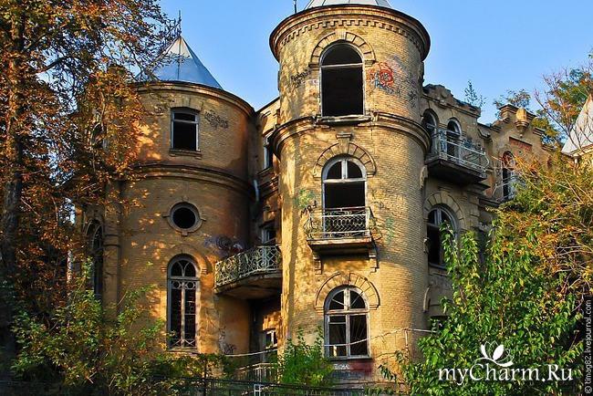 Дача Эльзы. Дом приведений или тайна старинного замка