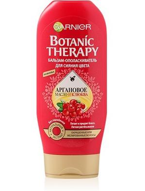 GARNIER / Botanic Therapy Бальзам-ополаскиватель Аргановое масло и клюква