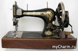 Швейная машинка. Вопрос!