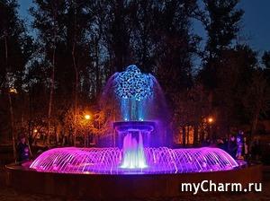 Липецк - чем не город фонтанов?
