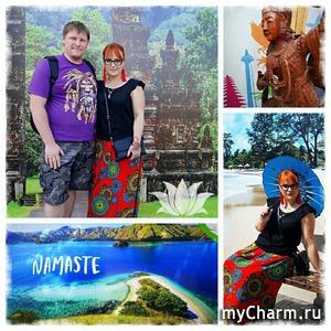Индонезия в Москве. Частичка острова на ладони...
