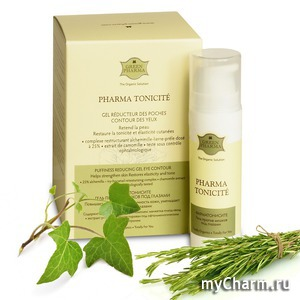 Green Pharma / Гель Pharma Tonicite