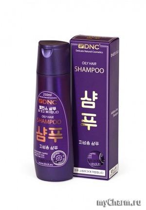 DNC / Шампунь для жирных волос (Корея) без SLS
