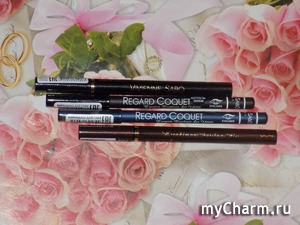 «Любимцы» от Vivienne Sabo: карандаши для век