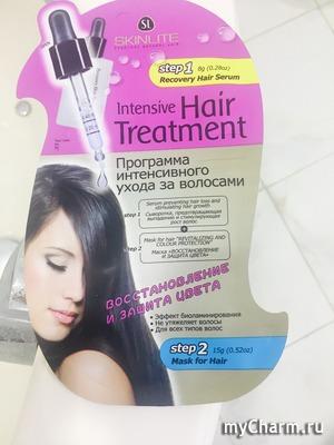 Ухаживаем за волосами интенсивно со Skinlite