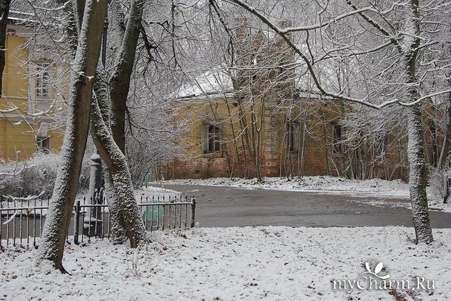 ФотоЧарм первый снег