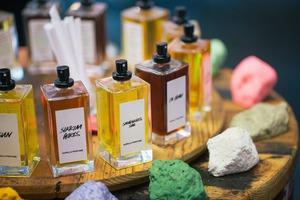 Новая коллекция ароматов Volume IV от Lush