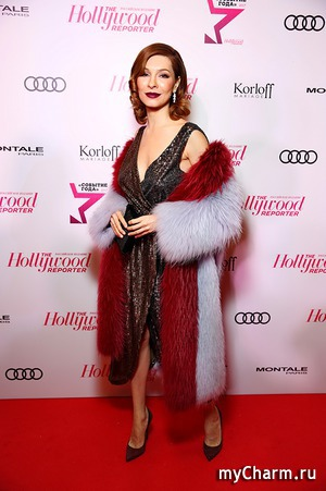 Образ Елены Подкаминской на премии «Событие года»