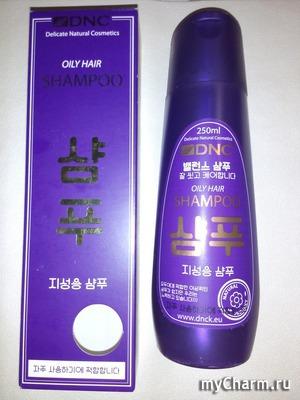 Корейский шампунь борется за красоту и здоровье волос