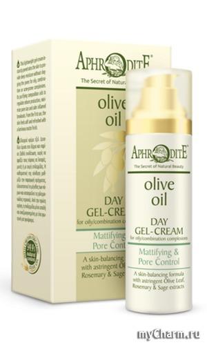 Aphrodite / Гель-крем для лица Day gel-cream Mattifying&Pore Control
