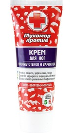 Крем для ног Венец Сибири