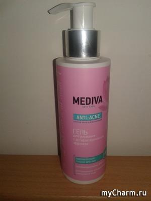 Мягкое очищение кожи от Mediva
