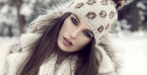 10 правил зимнего макияжа