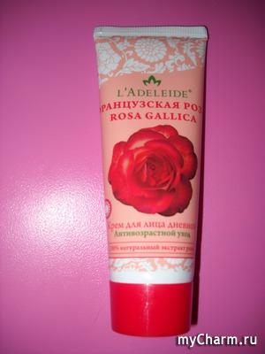 Что может быть лучше букета роз? Только французская роза от L'Adeleide!