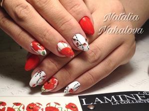 Компания LAMINE la collecte сделает ваш маникюр незабываемым!