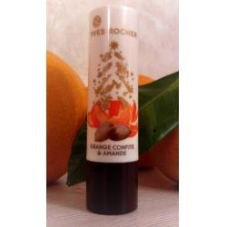 Yves Rocher / Питательный бальзам для губ Апельсин и Миндаль